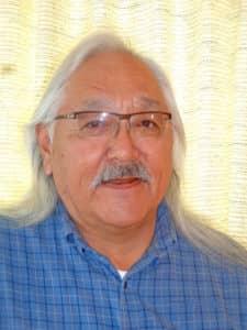 Robert Okitkun portrait
